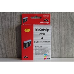 TINTA  BROTHER LC1000/LC970XL Negro COMPATIBLE