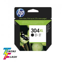 TINTA HP 304XL Negro ORIGINAL