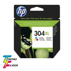 TINTA  HP 304XL Color ORIGINAL