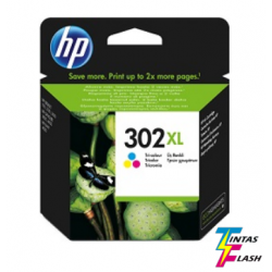 TINTA HP 302XL Color ORIGINAL