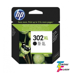 TINTA HP 302XL Negro ORIGINAL