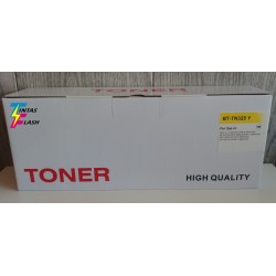 TONER  BROTHER TN325/326 Yellow COMPATIBLE