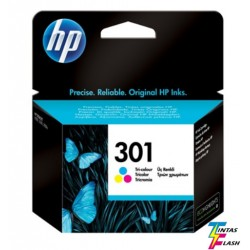 TINTA  HP 301 Color ORIGINAL