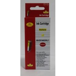 TINTA  HP 920XL Yellow COMPATIBLE