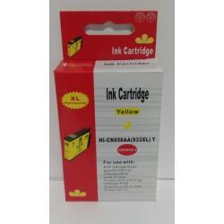 TINTA  HP 933XL Yellow COMPATIBLE