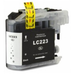 TINTA  BROTHER LC223XL Negro COMPATIBLE