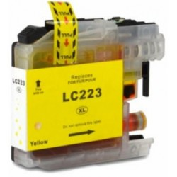 TINTA  BROTHER LC223XL Yellow COMPATIBLE