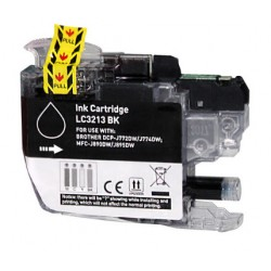 TINTA  BROTHER LC3213 Negro COMPATIBLE