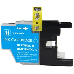 TINTA  BROTHER LC1240XL Cyan COMPATIBLE