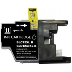 TINTA  BROTHER LC1240XL Negro COMPATIBLE