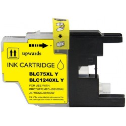 TINTA  BROTHER LC1240XL Yellow COMPATIBLE