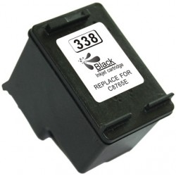 TINTA  HP 338XL Negro COMPATIBLE