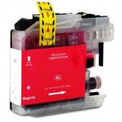 TINTA  BROTHER LC225XL Magenta COMPATIBLE