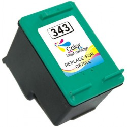 TINTA  HP 343XL Color COMPATIBLE