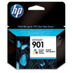 TINTA HP 901 Color ORIGINAL