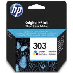 TINTA HP 303 Color ORIGINAL