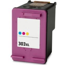 TINTA HP 303XL Color COMPATIBLE