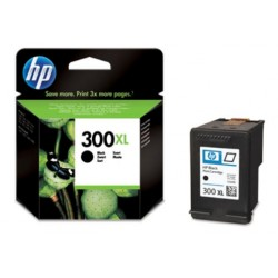 TINTA HP 300XL Negro ORIGINAL