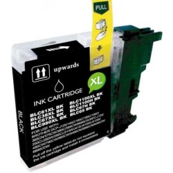 TINTA  BROTHER LC1100/LC980XL/LC985XL Negro COMPATIBLE