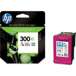 TINTA HP 300XL Color ORIGINAL