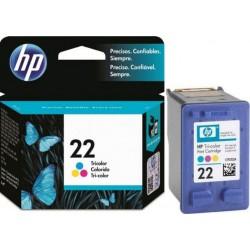 TINTA HP 22 Color ORIGINAL