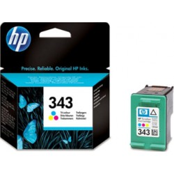 TINTA HP 343 Color ORIGINAL