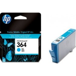 TINTA HP 364 Cyan ORIGINAL