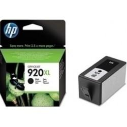 TINTA HP 920XL Negro ORIGINAL