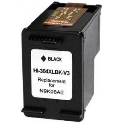 TINTA HP 304XL Negro COMPATIBLE