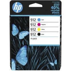 TINTA HP 912 PACK ORIGINAL