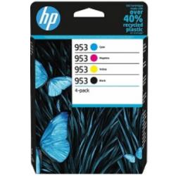 TINTA HP 953 Pack 4 Colores ORIGINAL